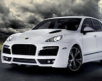 Капот аэродинамический TechArt для Porsche Cayenne 958 (All Models) 11-14 (058.121.196.009)
