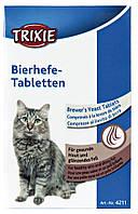Витамины Trixie Brewer's Yeast Tablets для котят с пивными дрожжами, 50 г