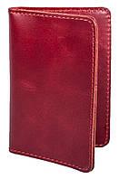 Обложка для пластиковых документов водителя  VIP (хамелеон красный) ., фото 1
