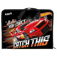 Портфель Hot Wheels, А4
