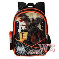 """Стильный школьный рюкзак """"Трансформеры"""" в ассортименте"""