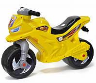 Мотоцикл с сигналом 501 лимонный Орион