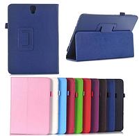 Кожаный чехол книжка Lichee для Samsung Galaxy Tab S3 9.7