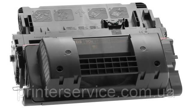 Увеличенный картридж CE390X (90X) для принтеров HP LJ Enterprise M4555, M601, M602, M603 series