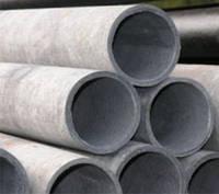 Трубы асбестоцементные безнапорные d 200 мм, вес 52,14 кг (длина 3950 cм)