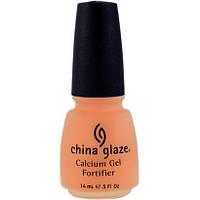 Укрепляющее покрытие с кальцием China Glaze Calcium Gel Fortifier