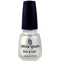 Верхнее и базовое покрытие China Glaze First and Last