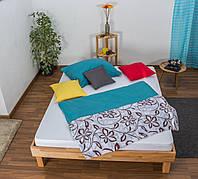 Кровать двуспальная B 105 160х200 Бук (Mobler TM)