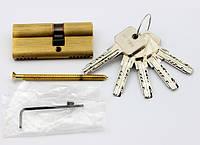 Cisa Asix 70мм 40х30 ключ/ключ латунь (Италия)