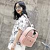 Стильный рюкзак с рисунком девушки, фото 4