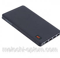 Внешний аккумулятор повербанк Powerbank Remax Notebook Series 30000 mAh