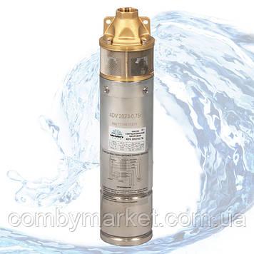 Насос свердловинний вихровий Vitals aqua 4DV 2023-0.75 r
