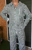 Мужская пижама 100% Хлопок ( госпитальная)