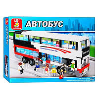 Конструктор Автобус M38-B0335 SLUBAN