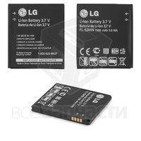 Батарея аккумуляторная FL-53HN для мобильного телефона LG P920 Optimus 3D, (Li-ion, 3,7 В, 1500 мАч)
