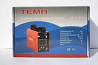 Инверторный сварочный аппарат ТЕМП ИСА-250 IGBT(кейс)