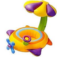 Надувной круг-плотик Intex 56580