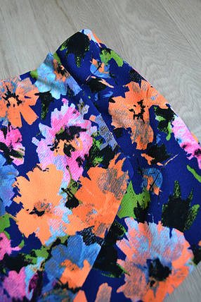 Новые цветочные шорты на запАх New Look, фото 2