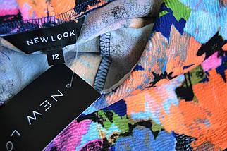 Новые цветочные шорты на запАх New Look, фото 3