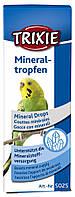 Капли Trixie Mineral Drops для птиц минеральные, 15 мл