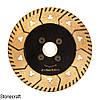 Алмазный диск торцовочный 125х8хМ14