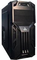 Компьютерный корпус GOLDEN FIELD 6505B, MidiTOWER ATX P490W  (USB3