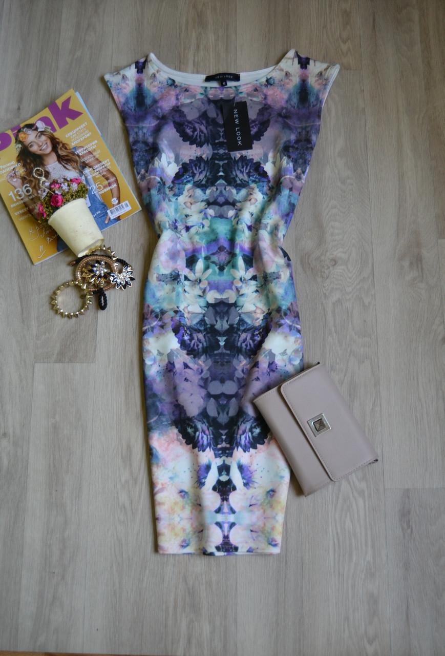 80cb0dfce15bfbc Новое короткое платье в зеркальный принт New Look - Интернет-магазин UTOPIA  в Харькове