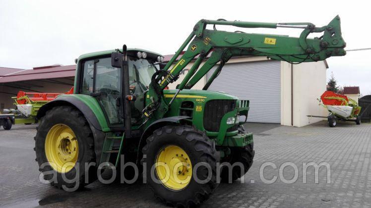 Трактор John Deere 6630 Tur