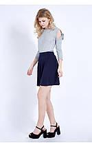Новая синяя юбка Missguided, фото 2