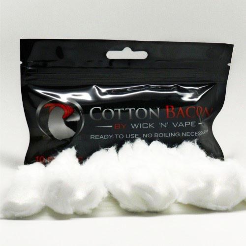 Органическая вата Cotton Bacon v2 USA 100% Original