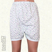 Панталоны женские летние короткие принтованные