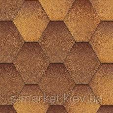 Акваизол Мозаика Осенний клён Битумная черепица