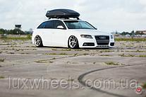 Audi A4 на дисках Vossen LC-108T