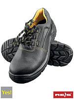 Рабочая обувь с антипрокольной стелькой REIS (RAW POL) Польша (спецобувь) BRYES-P-S1P