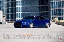 Audi RS6 на дисках Vossen VPS-318