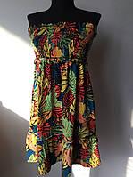 Женская блуза топ, размер универсальный (42-44-46-48)