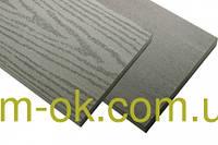 Штакетник из ДПК  80х10х3000 мм Импрэс/Браш графит, фото 1