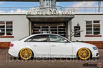 Audi S4 на дисках Vossen LC-105T