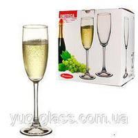"""Набор бокалов для шампанского 170 мл """"Enoteca 44688"""" 6 шт."""