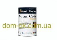 Bionic-House AQUA COLOR - UF protect - Краска для дерева 1 л