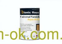 Bionic-House Универсальный лак для деревянных стен 10 л