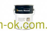 """Мебельный лак на водной основе """"Bionic House"""" , колеруется в 40 цветов 2,5 л"""