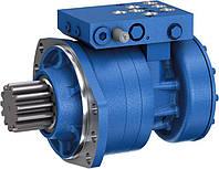 Радиально-поршневой двигатель для вращающихся приводов Bosch Rexroth  MCR-X