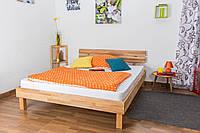 Кровать двуспальная B 106 180х200 Бук (Mobler TM)