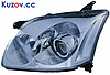 Фара Toyota Avensis 03-06 левая (Depo) электрич. 212-11F3L-LD-EM