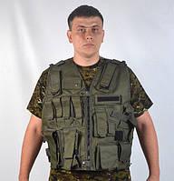 Разгрузочный жилет пограничной службы Украины
