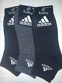 Носки мужские в стиле Adidas реплика 41-45 стрейч