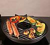 Чудесная сковорода-гриль газ: вкусная и полезная еда в одном флаконе