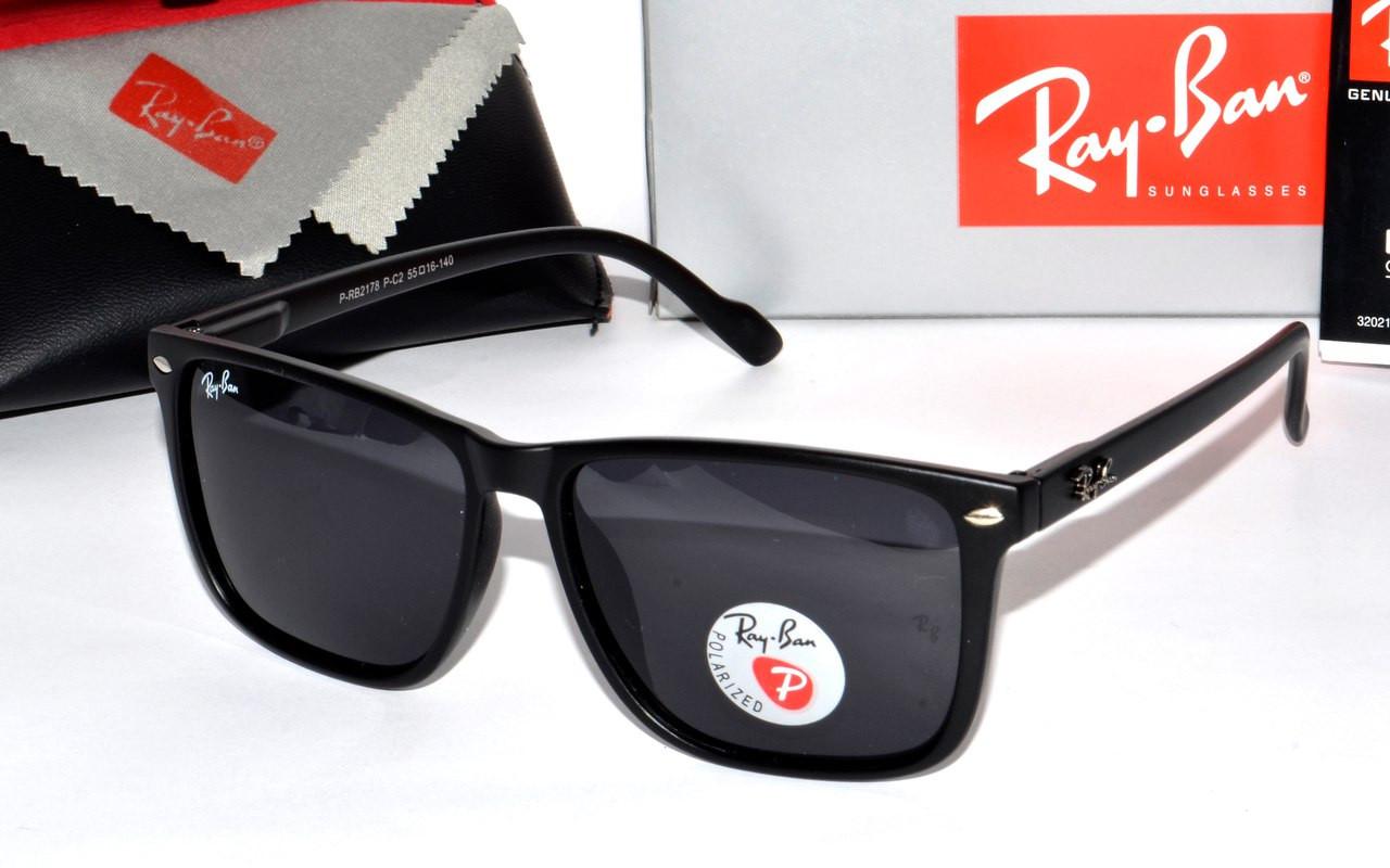 Модные солнцезащитные очки Ray Ban Wayfarer b360c7ae85911