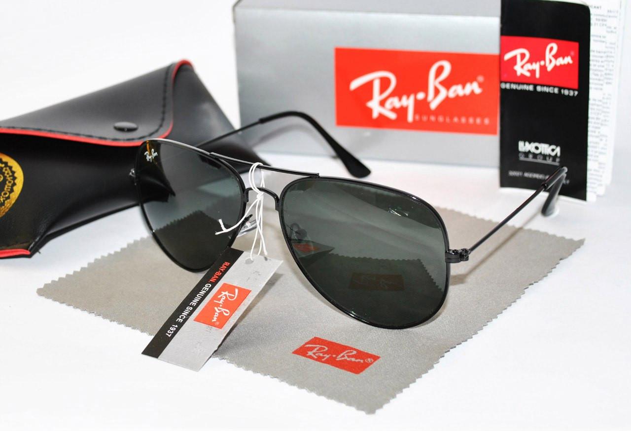Модные солнцезащитные очки Ray Ban Aviator 636a72d0f7dd0